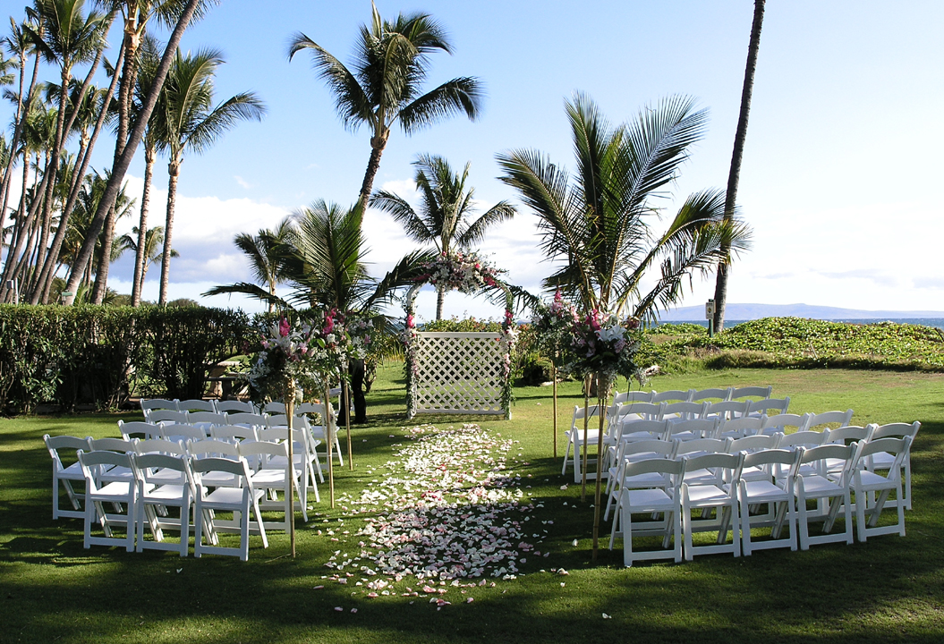Flowers For Your Romantic Maui WeddingMaui Hawaii Wedding FlowersBridal